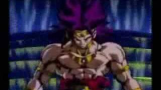 the fragile of the madnnes crio54.amv broly goin insane!!! massive attack