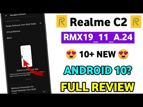 Realme C2 New Update A.24 😍 10+ New Features | Realme C2 Update A.24 New Features Review