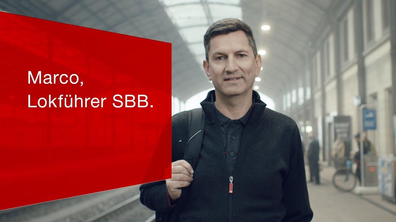 SBB: angehende Lokführerinnen / Lokführer Personenverkehr