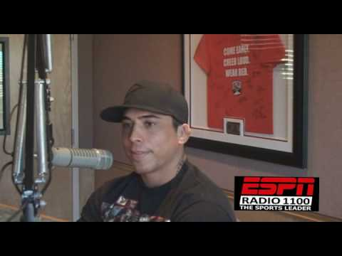 JON KOPPENHAVER - WAR MACHINE on his threat towards President Obama and his thoughts on the UFC