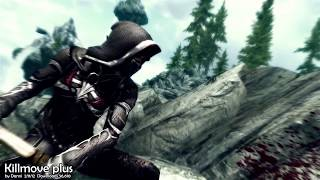 Skyrim Mods: WARZONES, Masters of Death, New Kill Moves
