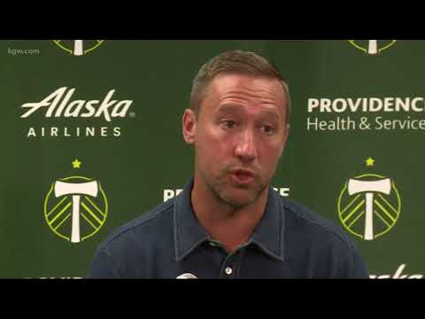 Caleb Porter no longer Timbers coach