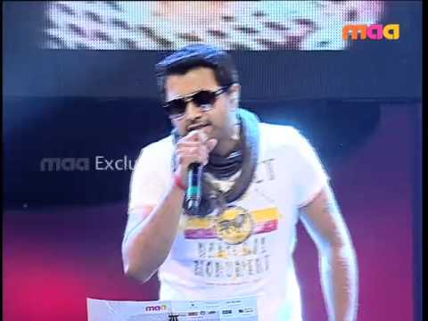 Maa Music Awards 2012 - Rahul Nambiar Performance