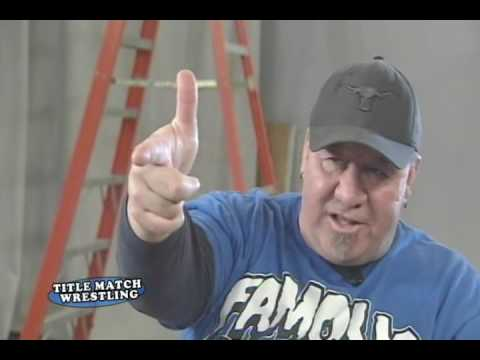 Manny Fernandez Shoot Interview Wrestling DVD Movie free download HD 720p