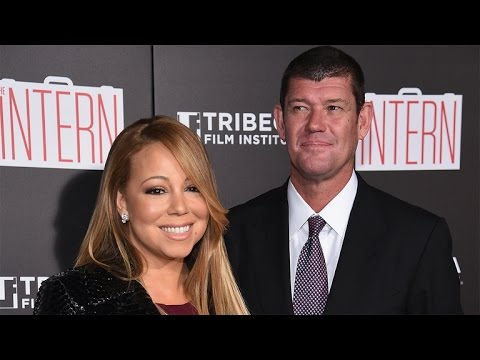 """Mariah Carey Breaks Her Silence After James Packer Split: """"I'm Great"""" from YouTube · Duration:  38 seconds"""