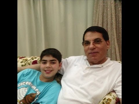 Photo de Mohamed Ben Ali le fils de ZABA Sur INSTAGRAM