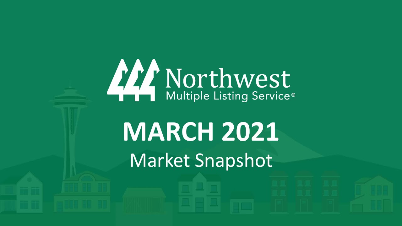 NWMLS March 2021 Real Estate Market Report