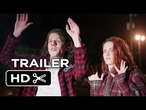American Ultra Official Trailer #1 (2015) - Jesse Eisenberg,