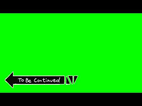 Roundabout - Jojo's Bizarre Adventure Ending Song - To Be Continued - Green Screen - Meme Source