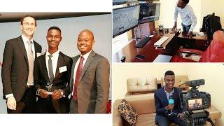 Sirjeff Dennis: Mtanzania mwenye miaka 24 aliyepata UMILIONEA kupitia kilimo, ufugaji kuku na FOREX