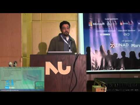 """""""System an objective or a mean: Security Control Design """" By Ahmed Atef (CSCAMP14)"""
