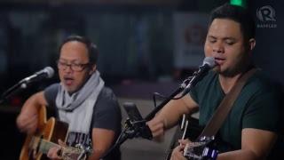 Rappler Live Jam: Davey Langit and Noel Cabangon