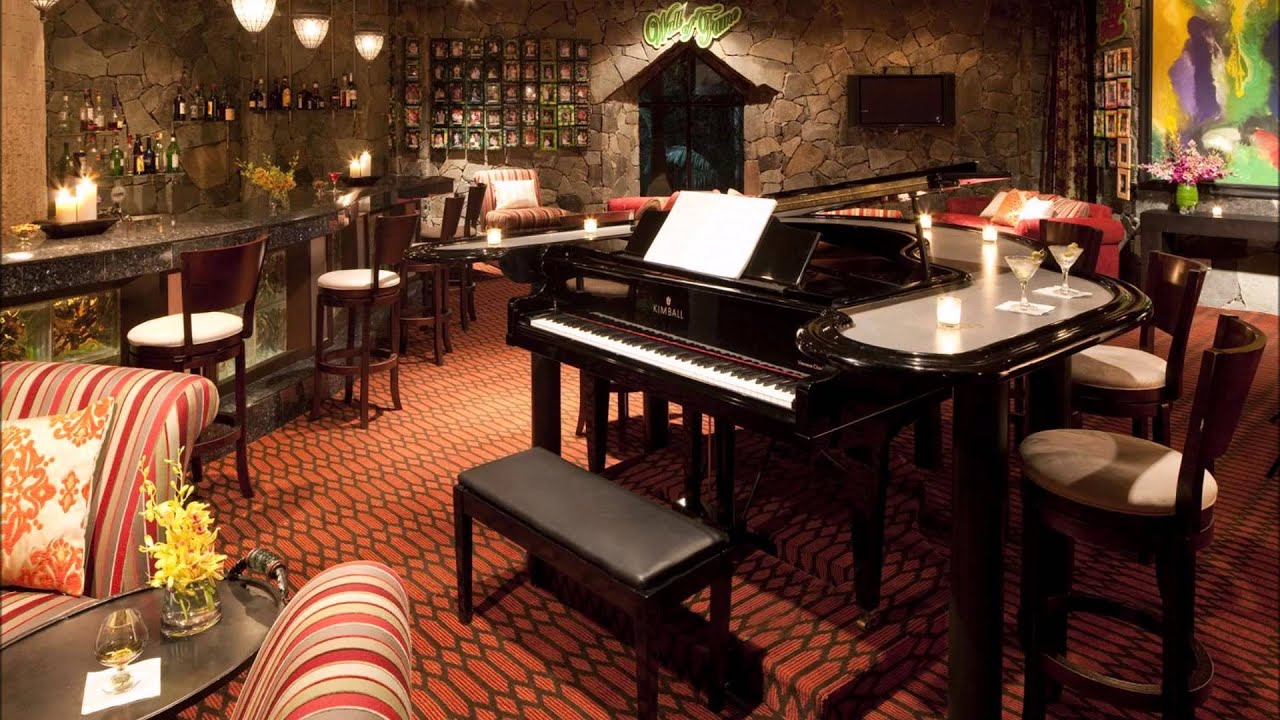 Piano bar brassens youtube for Designhotel jaz