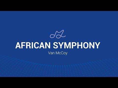 AMCS | AFRICAN SYMPHONY - Van McCoy
