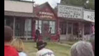 Gunfight Show Dodge City Kansas