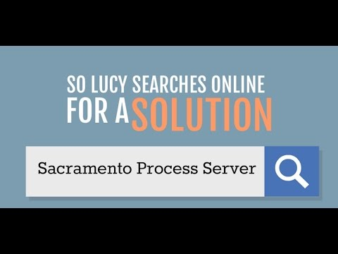 Lance Casey & Associates | Process Server Sacramento | (800) 683-4769