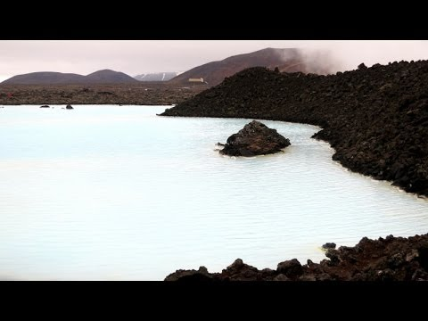 Blue Lagoon, Geothermal Spa in Iceland