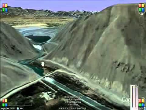 بالفيديو والصور اكتشاف موقع العين الحمئة وسد ذو القرنين Youtube