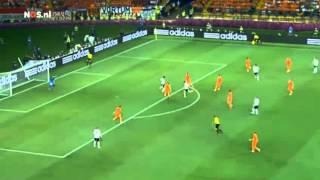 EK2012 Nederland-Duitsland (Buurtjournalist Cor )