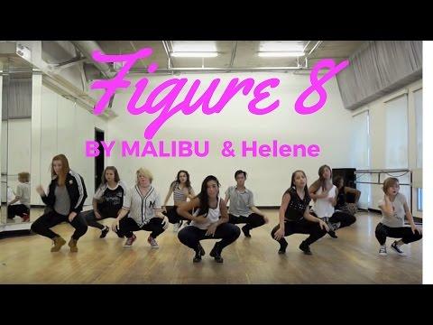 Figure 8- by Malibu and Helene | @DanaAlexaNY Choreography (Int Jazz Funk)