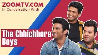 chhichhore Cast Interview | Sushant Singh Rajput | Sharaddha Kapoor | Nitesh Tiwari