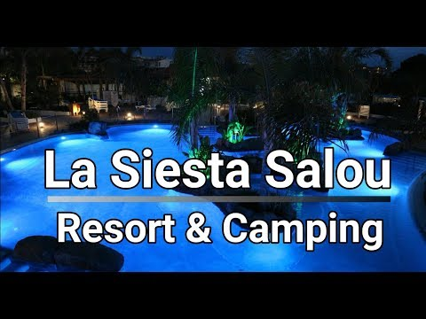 La Siesta Salou Resort & Camping Tour