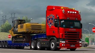 Ets2 1 27 PDT Scania R4 Series Addon for