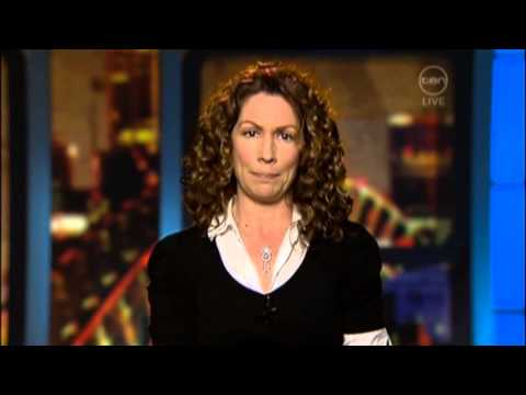 """Kitty Flanagan - On """"Gypsy Season"""" from The Project"""
