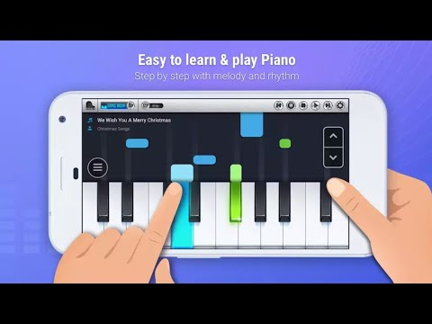 How to download android piano app