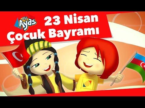 RGG Ayas - 23 Nisan Çocuk Bayramı - Çizgi Film | Düşyeri