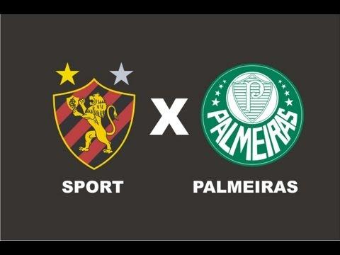 Sport recife 1(1) x (3)0 Palmeiras - Libertadores 2009 Oitavs de Final - Jogo Completo