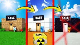 ¡PASAMOS DE BASE NOOB A BASE PRO! 😂 🔥 ¡NADIE SOBREVIVE AL APOCALIPSIS NUCLEAR!