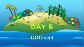 Bible Story Series: Genesis The Creation of World
