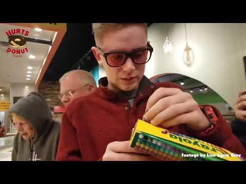Hurts Donut clown deliveryиз YouTube · Длительность: 2 мин17 с