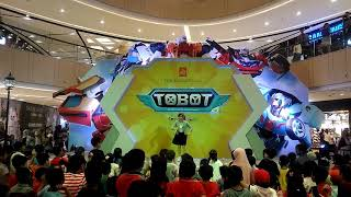 Video Dance Soundtract Tobot XYZ first show in Indonesia download MP3, 3GP, MP4, WEBM, AVI, FLV September 2018
