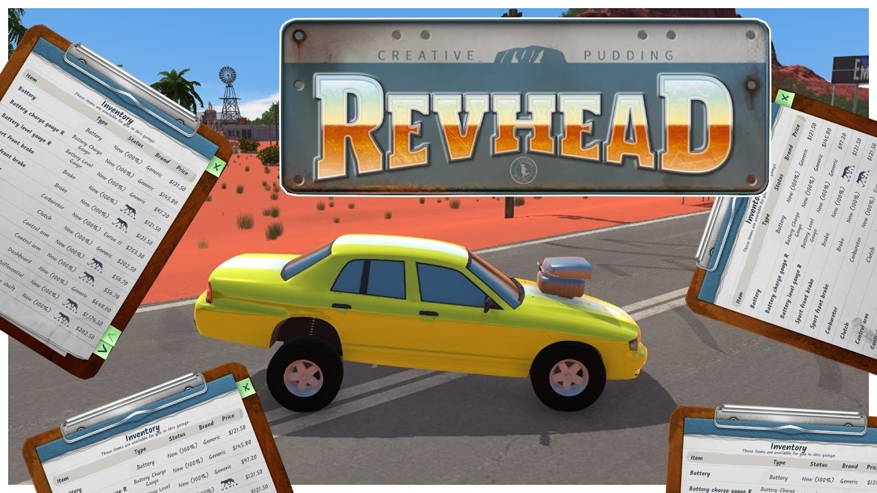 Buying cars for parts - Revhead - YouTube