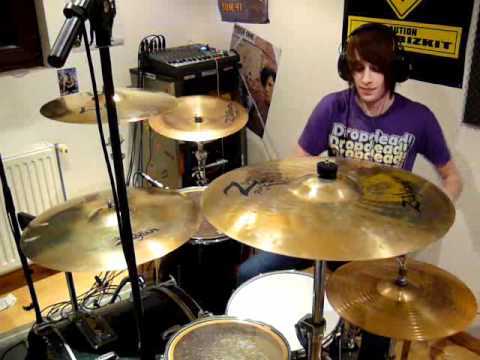 Crucify Me - Bring Me The Horizon (Drum Cover) - YouTube