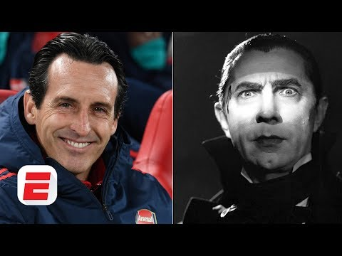 Why Arsenal are in tatters, feat. Unai Emery, vampires and Scrabble | Exploding Heads