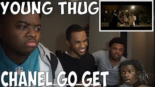Young Thug - Chanel (ft Gunna & Lil Baby) [Official Video] Reaction