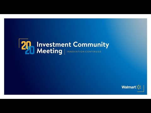 2020 Investment Community Meeting | Segment 4 of 4