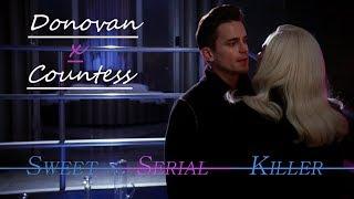 Donovan x Countess || serial killer || - [American Horror Story: Hotel]