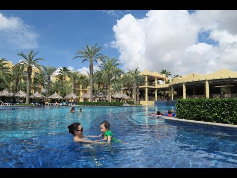 Family vacation to Los Cabos - Day 5 - Riu Santa Fe property overview