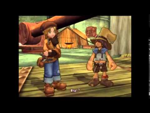 Dark Cloud 2: All Cutscenes Part 1