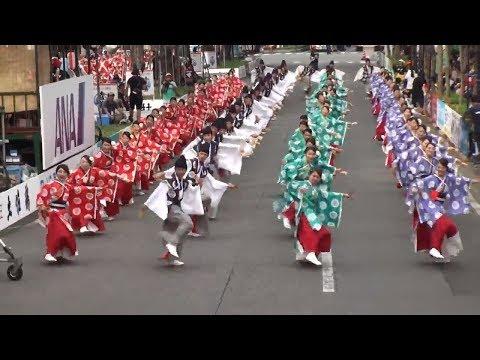 TACYON ~2017高知よさこい祭り・本祭2日目(追手筋本部競演場(南))