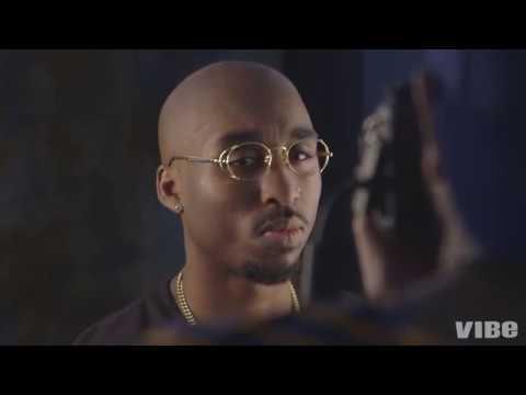 Demetrius Shipp, Jr. On Preparing For Role As Tupac Shakur
