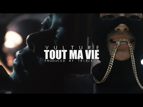 Vulture feat. Hooks - Tout Ma Vie (music video by Kevin Shayne)