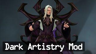 AKGCMods - Dota 2 Dark Artistry (Invoker Immortal) Mod