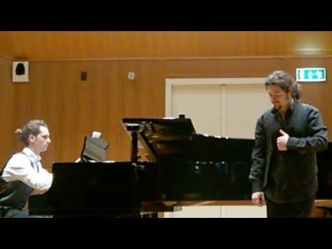 'Terra e mare' Giacomo Puccini - Stefanos Kaltsis