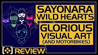 Sayonara Wild Hearts is Glorious Visual Art (and Motorbikes) - Review