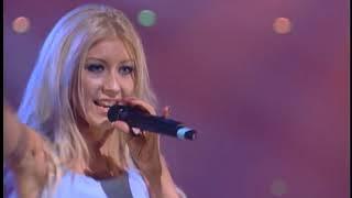 Christina Aguilera - What A Girl Wants Live in Korea 2000